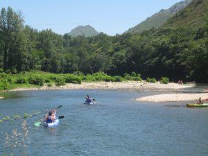 Descenso Río Sella Asturias