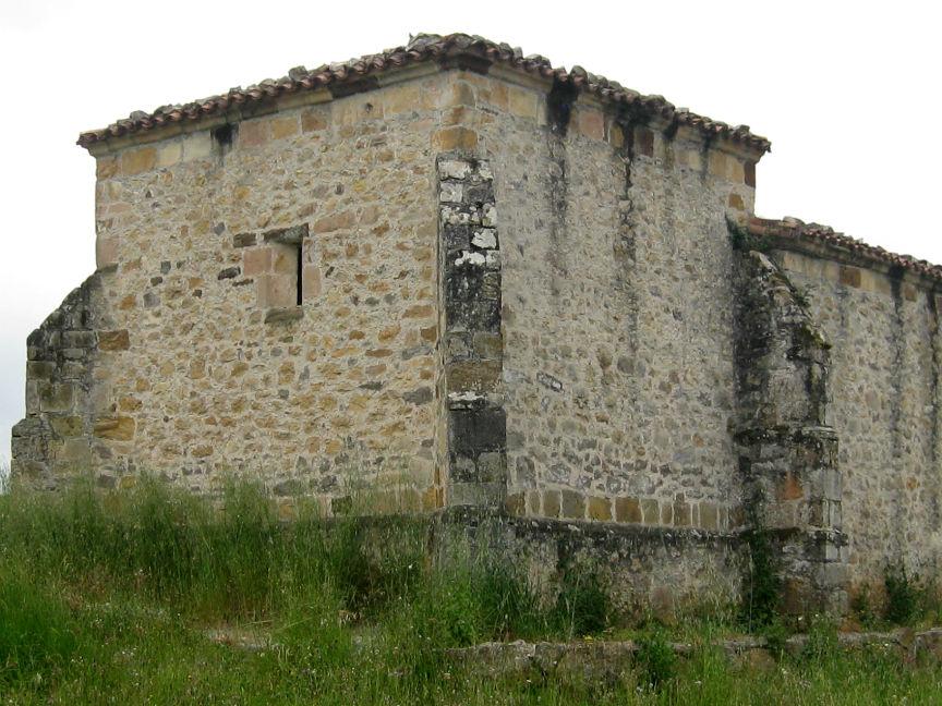 Románico Astur, S Miguel Escoto