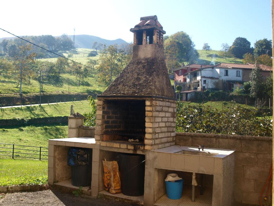 Barbacoa Turismo Rural Arriondas, Asturias